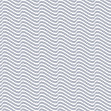 Grey seamless wavy line pattern vector illustration