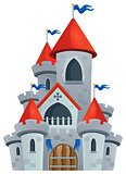 Fairy tale castle theme image 1