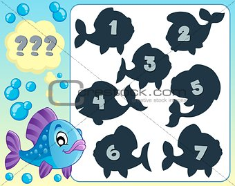 Fish riddle theme image 5
