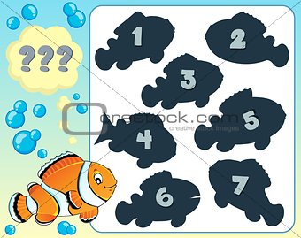 Fish riddle theme image 8