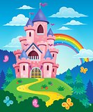 Pink castle theme image 3