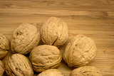 Walnuts on Wood
