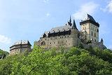 Castle Karlstein in Czech Republic