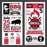 barbecue invitation