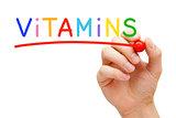 Vitamins Concept