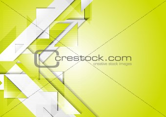 Abstract shiny hi-tech bright background