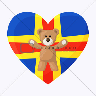 Aland Teddy Bears