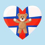 Faroese Teddy Bears