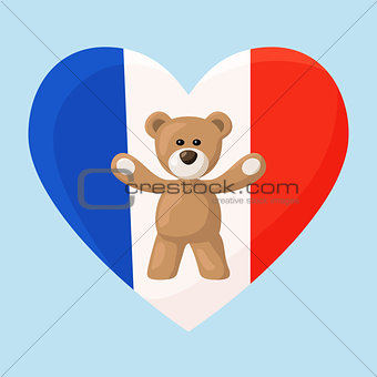 French Teddy Bears