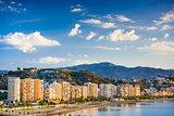 Malaga Spain Costa Del Sol