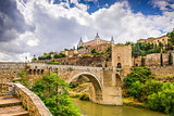 Toledo Spain on the River