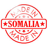 Made in Somalia red seal