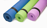 Colorful Fitness Mats