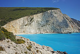 Blue Waters of Porto Katsiki Beach