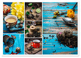 collage tea brew