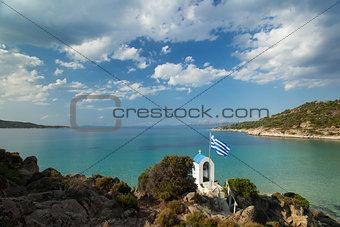 greek chapel