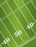 Diagonal American Football Field Background