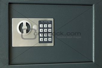 closed safe
