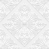 Decorative seamless pattern. Vector illustration.