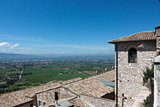 Assisi - panoramic view