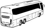 Long-distance Bus