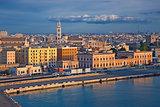 Port of Bari.