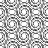 Design seamless spiral movement background