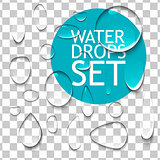 Pure Water Drops Set