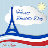 14th July Bastille Day
