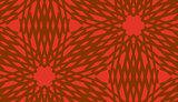 Seamless Pattern of Spirals