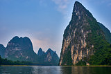 Li river, Guilin Yangshuo Guangxi  China