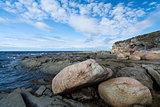 Rugged Newfoundland Coastline