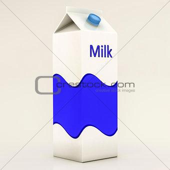 milk carton box
