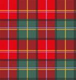 Seamless texture plaid