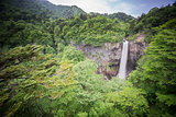 In the top 3 waterfalls in Japan. Kegon Falls, Nikko