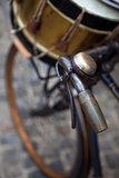 Bike and drum