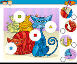 educational preschool game cartoon