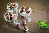 Seashells chocolates
