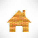 Brick Home Icon