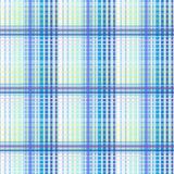 Blue seamless texture plaid