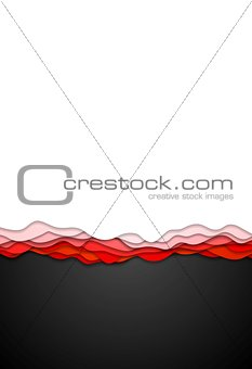 Abstract modern corporate background