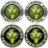 Extra Virgin Olive Oil - Four Icons