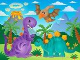 Dinosaur theme image 3