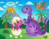 Dinosaur theme image 4