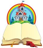 Fairy tale book theme image 2