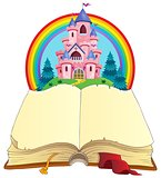 Fairy tale book theme image 3