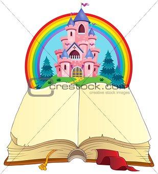 Fairy tale book theme image 3