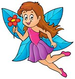 Happy fairy theme image 4