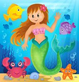 Mermaid theme image 2