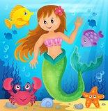 Mermaid theme image 2
